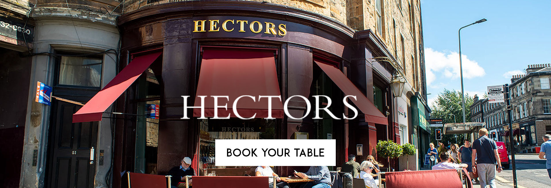 Book Your Table at Hector's